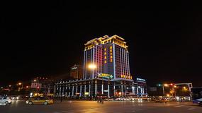 大酒店夜拍