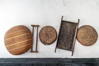 古时候的厨房用的工具