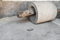 中国古代用的石磨
