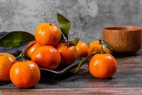 好看的橘子