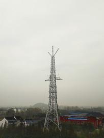 电信塔施工