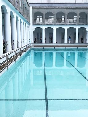 上生新所游泳池