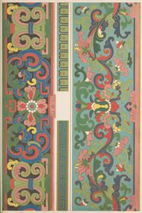 中国纹样集锦 -服装纹饰