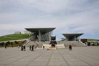 内蒙古博物院外景