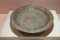 蒙古牧民铜盘
