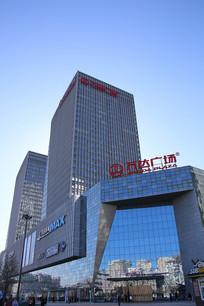 廊坊万达广场商业中心