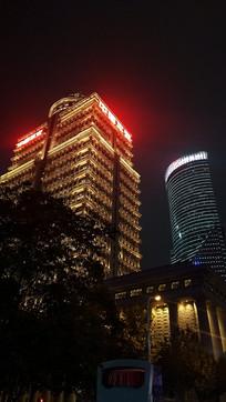 平安金融大厦