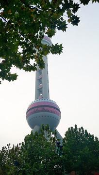 东方明珠塔