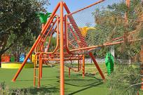 儿童户外攀爬网笼