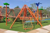 儿童游乐设备攀爬网笼