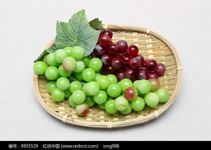 水果篮塑料葡萄串图片