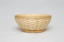 竹编小碗小篮子