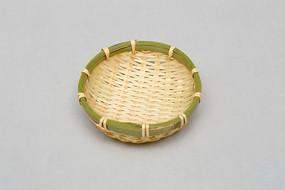 竹编小圆篮子