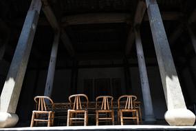 瑶里古戏台