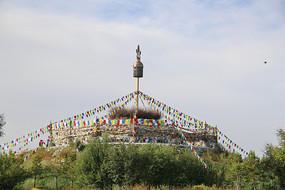 敖包蒙古族文化敖包相会