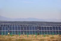 太阳能光伏发电厂