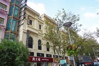 上海南京路步行街历史建筑