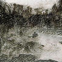 复古布料纹理背景图案
