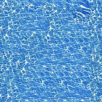 蓝色水纹背景
