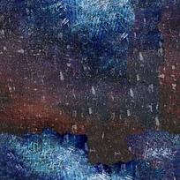 深色水彩艺术画贴图