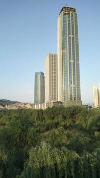 城市高楼大厦