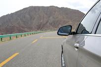 山区公路自驾旅行