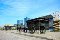 济南西站 广场雕塑