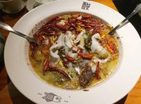 酸菜鱼美食