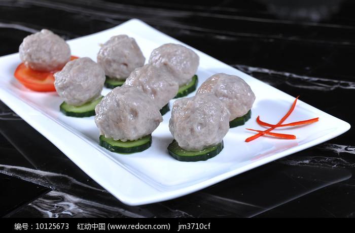 潮州牛肉丸  图片