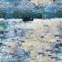抽象水彩印染底纹