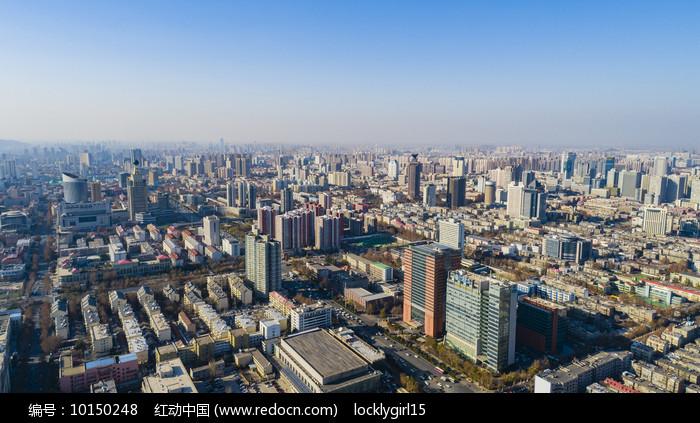 济南城市建筑图片