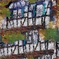 抽象手绘布料底纹