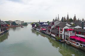朱家角水乡古镇
