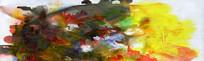 抽象艺术画