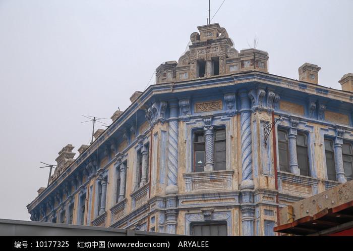 哈尔滨中华巴洛克建筑遗存图片