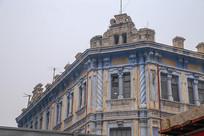 哈尔滨中华巴洛克建筑遗存