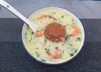 美味海鲜蟹肉粥
