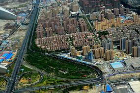 城市建筑群