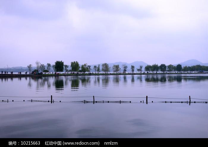 西湖风光图片