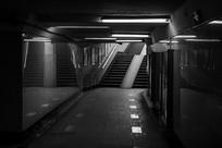 城市地下通道