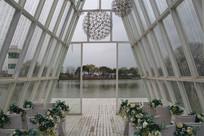 婚礼玻璃房