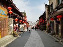 中国历史文化名街黎平翘街
