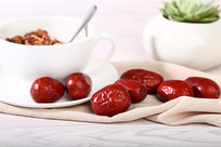 新疆大红枣拍摄图
