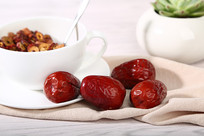 新疆红枣拍摄图
