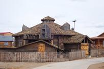俄式木刻楞木屋