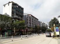 黎平侗乡平街风景