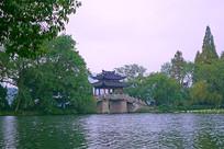 杭州西湖玉带桥