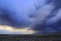 风车电力发电
