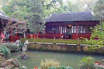 西泠印社江南庭院景观