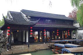 南浔古镇水乡传统民居